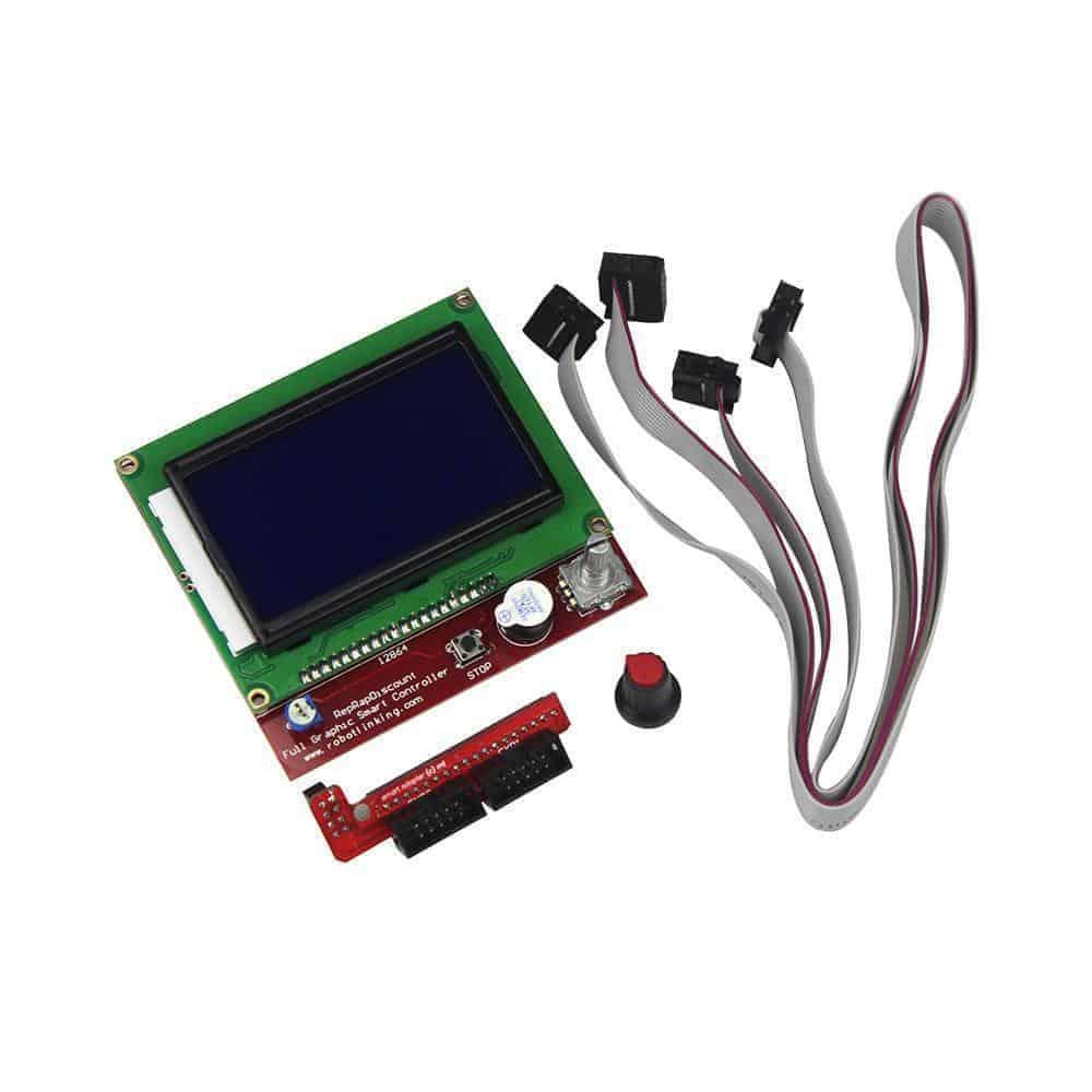 Contrôleur LCD 12864