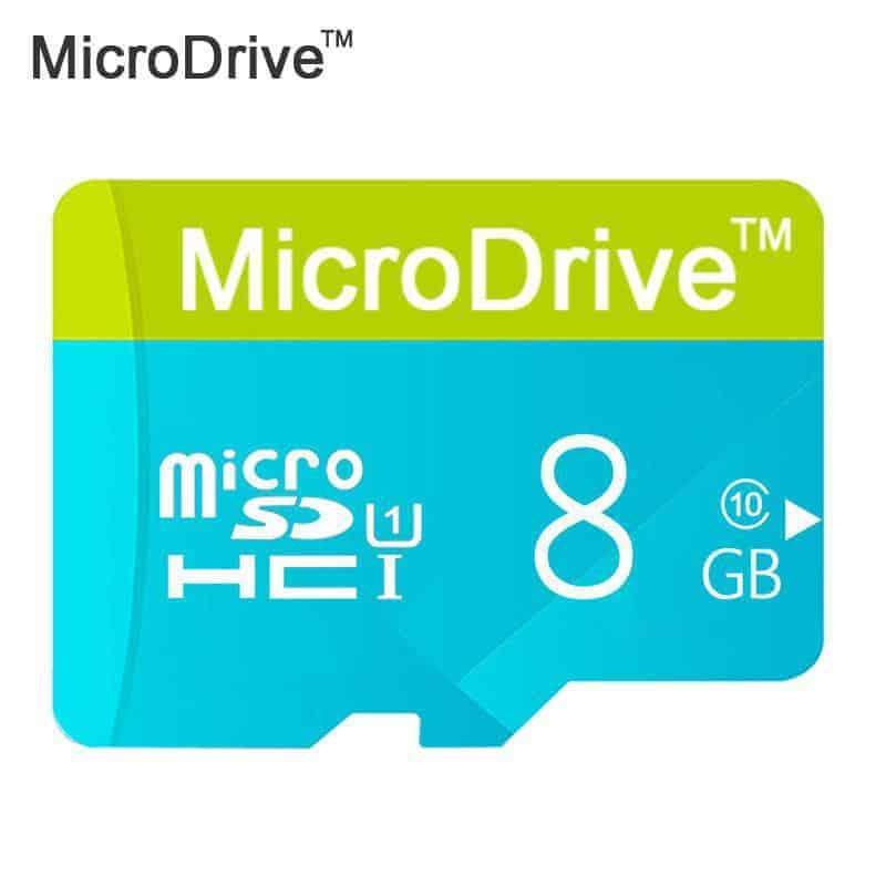Micro carte SD 8GB
