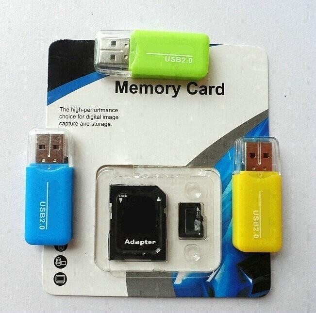 Kit carte SD 8GB