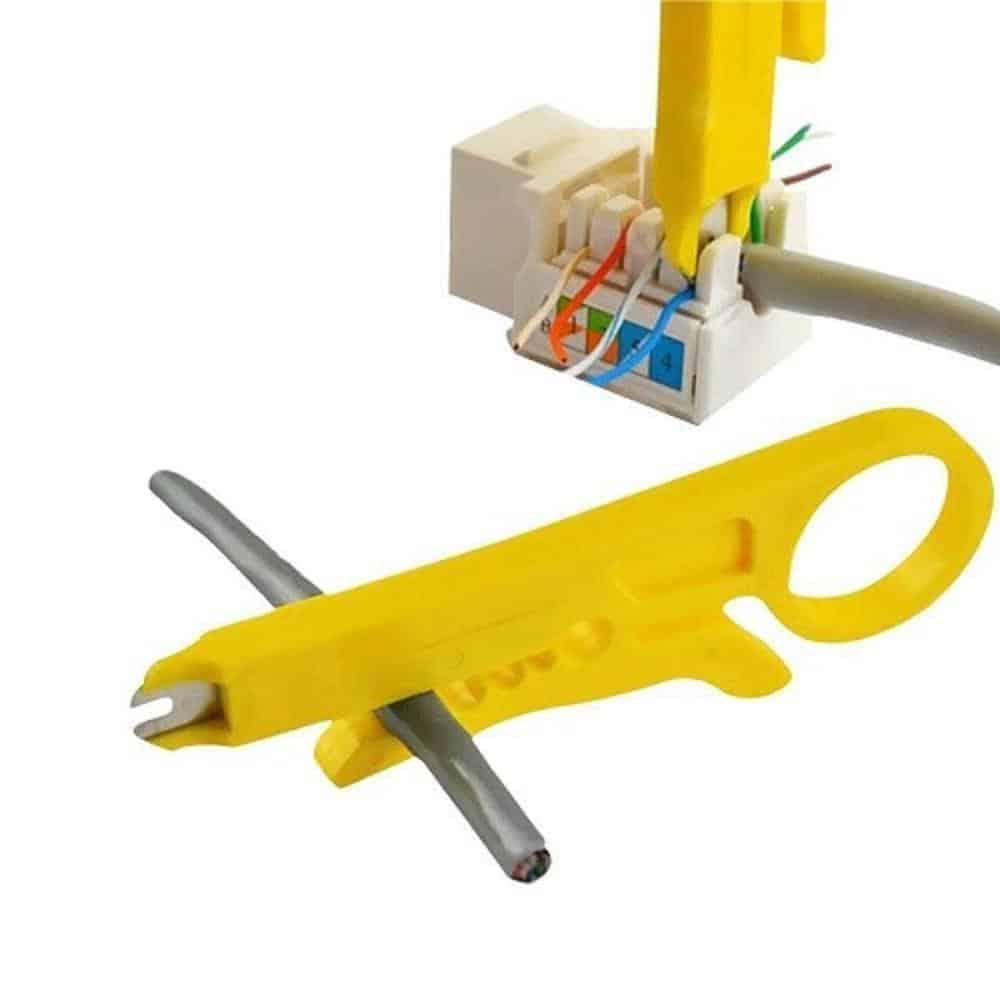 Dénudeur de câble