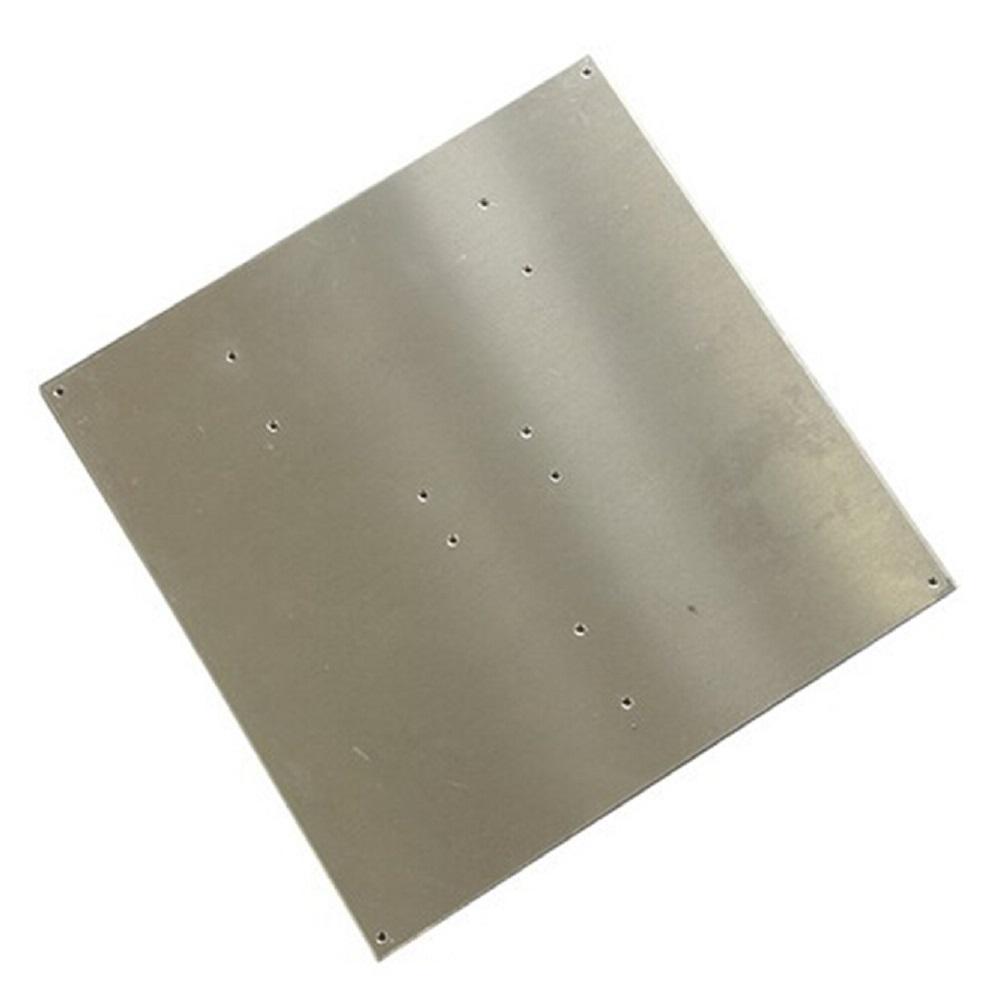 Plateau en aluminium