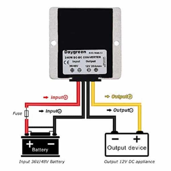 Transformateur de voltage
